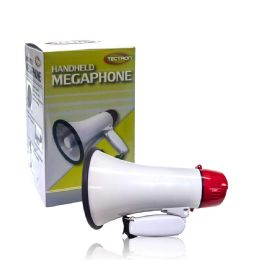 12 Units of Megaphone - Speakers and Microphones