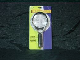36 Wholesale Plastic Magnifying Glass