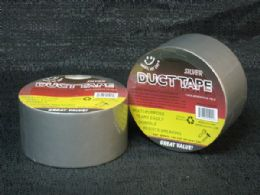 36 Wholesale Silver Duct Tape