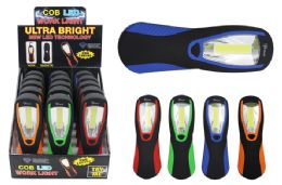 15 Units of Cob Led Curved Worklight Ultra Bright - Flash Lights