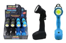 16 Units of Cob Led Hand Held Light Ultra Bright - Flash Lights