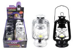 6 Bulk Cob Led Metal Railroad Lantern Ultra Bright