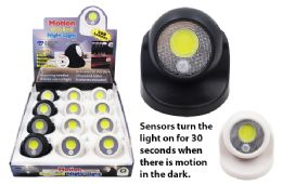 24 Bulk Cob Led Motion Activated Directional Light Ultra Bright