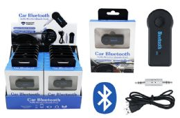 15 Units of Bluetooth Car Receiver - Cell Phone Accessories