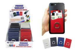 30 Wholesale Phone Wallet With Grip And Stand