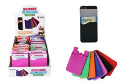 60 Wholesale Silicone Cell Phone Wallet