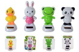 108 Wholesale Duck Bunny Frog Panda Sunny Jiggler
