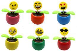 72 Wholesale Emoji Sunny Jiggler
