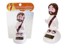 24 Wholesale Jesus Sunny Jiggler