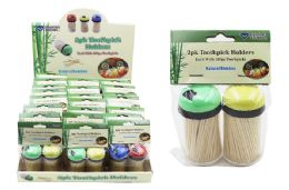 48 Units of Bamboo Tooth Picks - Toothpicks
