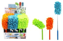 40 of Extendable Microfiber Duster With Flex End