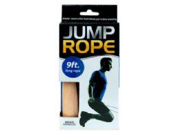 18 Bulk Wood Handle Jump Rope