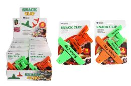 48 Wholesale Snack Clips