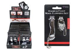 40 Bulk Hand And Foot Nail Clippers