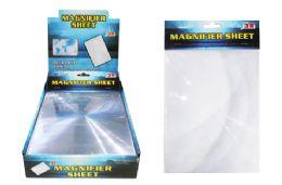 36 Wholesale Magnifier Sheet