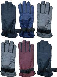 72 Units of Yacht & Smith Women's Winter Warm Waterproof Ski Gloves, One Size Fits All Bulk Pack - Ski Gloves