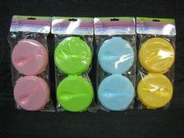 24 Wholesale Plastic Baby Travel Feeding Set