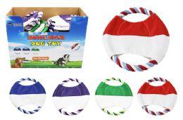 36 Units of Dog Rope Disc - Pet Toys