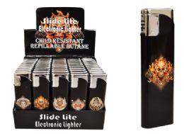 50 Units of Biker Electronic Lighter - Lighters