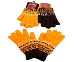 48 of Cleveland Knitted Glove In Small