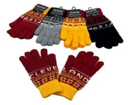 48 of Cleveland Knitted Glove In Large