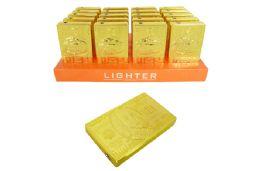 20 Units of Gold 100 Bill Lighter - Lighters