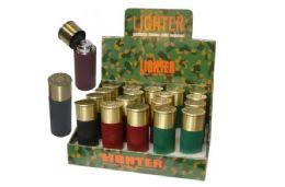 24 Units of Shotgun Shell Lighter - Lighters