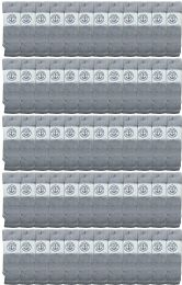 60 of Yacht & Smith Men's 31 Inch Cotton Terry Cushioned Athletic Gray Tube SockS-King Size 13-16