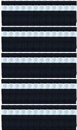 60 Bulk Yacht & Smith King Size Men's 31 Inch Cotton Terry Cushioned Athletic Black Tube SockS- Size 13-16