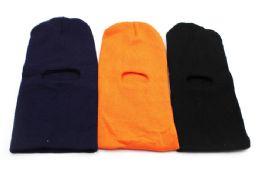 24 Units of Heavy Duty Face Mask - Winter Hats