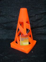 36 Units of 4 Piece Sport Cone - Sporting and Outdoors