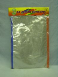 72 Bulk File Envelopes With Zipper