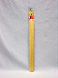 288 Units of Ruler Metal Assorted Color - Rulers