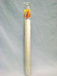 288 Units of Ruler Metal Silver - Rulers