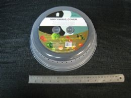 36 Units of Plastic Microwave Cover Round - Microwave Items