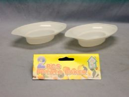 36 Units of 2 Piece Potato Baker - Microwave Items