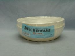 36 Units of Microwave 2 Piece Set Round - Microwave Items