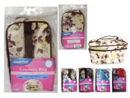 144 Units of Cosmetic Bag Printed - Cosmetic Cases