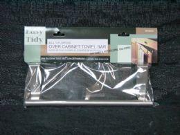 36 Bulk Over Cabinet Towel Rail Stainless Steel