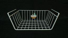 24 Units of Basket Plastic Rectangle Stackable - Baskets