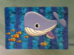 288 Units of Table Mat Sea World Design - Placemats