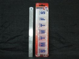 36 Bulk Jumbo Pill Box