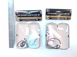 24 Wholesale Plastic Sunglasses Case