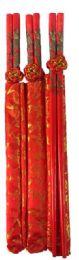 108 Wholesale Dragon Design Chopstick With Bag