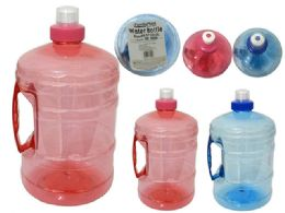 48 Wholesale Sport Water Bottle Assorted Color