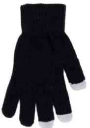 240 Units of Unisex Touch Screen Glove - Conductive Texting Gloves