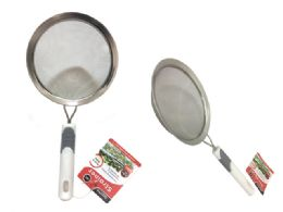 96 Units of Strainer With Handle - Strainers & Funnels