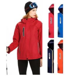 36 Units of Women's Winter Ski Jacket Wind Breaker - Women's Winter Jackets