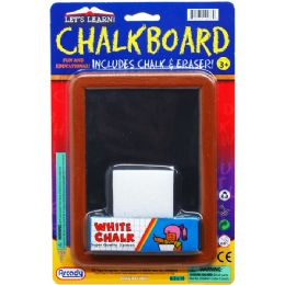 144 Wholesale Blackboard Play Set On Blister Card