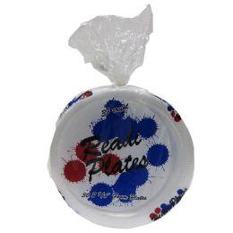 24 Units of Redi Foam Plates - Disposable Plates & Bowls